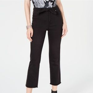 Jeans, Black BNWT Inc.Straight Leg
